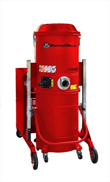 MasterWeld Fumex MWF500 On-Torch Welding Fume Extraction